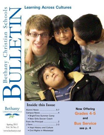 2 - Bethany Christian Schools