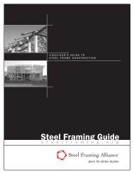 Steel Framing Guide - FTP Directory Listing