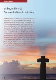 Unbegreiflich (2) - Zeit & Schrift