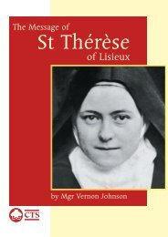 St Thérèse - Ignatius Press