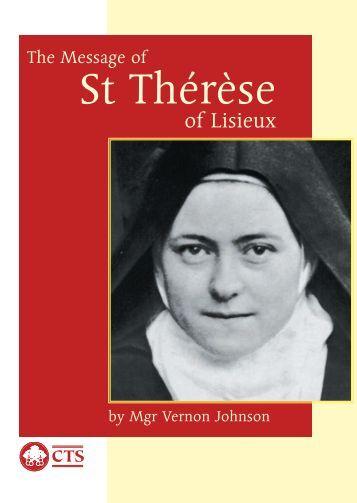 St Thérèse - Ignatius Press