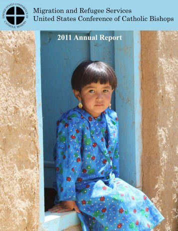 2011 Annual Report - United States Conference of Catholic Bishops