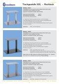Tischgestelle XXL - Franz Giesselmann Metallwaren GmbH & Co. KG - Seite 2