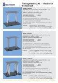 Tischgestelle XXL - Franz Giesselmann Metallwaren GmbH & Co. KG - Seite 4