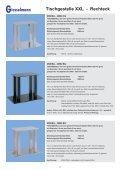 Tischgestelle XXL - Franz Giesselmann Metallwaren GmbH & Co. KG - Seite 6