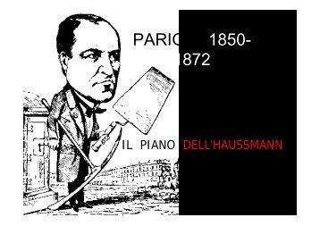 PARIGI 1850-1872 [Sola lettura]