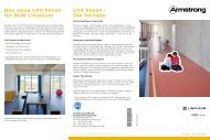 LPX Finish Prospekt - Armstrong