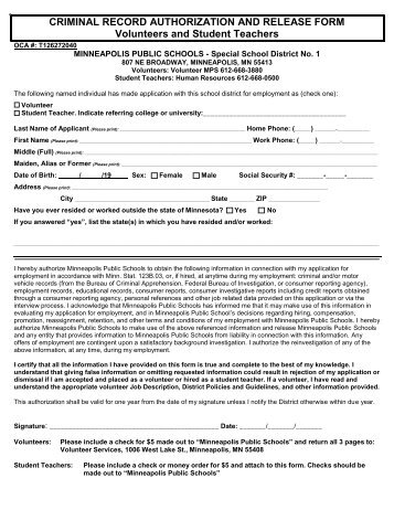 Photo/Video/Recording Release Form - USHistory.org