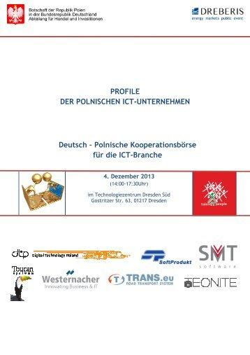 ICT-polnische Firmen - Dreberis