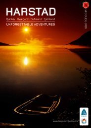 UnfoRgeTTAble ADvenTUReS - Destination Harstad