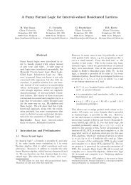 A Fuzzy Formal Logic for Interval-valued Residuated Lattices