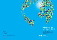 Entdecken wir die Welt - Hochschule Bonn-Rhein-Sieg