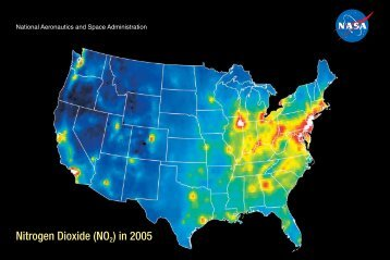 Serving the Needs of US Air Quality Management - NASA's Earth ...