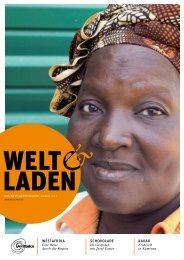 WeltlaDenmagazin   HERBST 2013 - Weltladen-Dachverband
