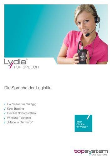 Die Sprache der Logistik! - XELOG AG