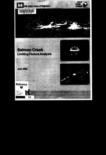 Page 1 Page 2 Salmon Creek limiting factnws 6412115181655 Nil ...