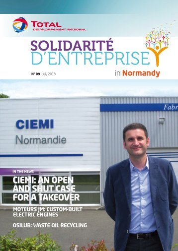 CIEMI: AN OPEN AND SHUT CASE FOR A TAKEOVER