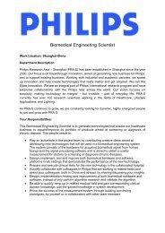 Biomedical Engineering Scientist - Universum Talent Networks