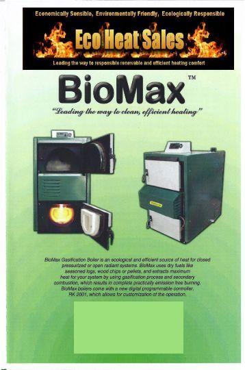 ~III· ·i - Eco Heat Sales offers wood boilers, coal boilers, pellet boilers