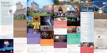 Plan touristique 2012-2014.pdf - Ville de Vincennes