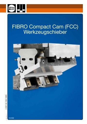 Katalog - FCC-Werkzeugschieber - DE - Fibro GmbH