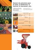 Trémie de 55 litres en option (standard sur la ligne HD) - Jacopin - Page 3