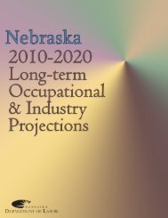 View - NEworks - State of Nebraska