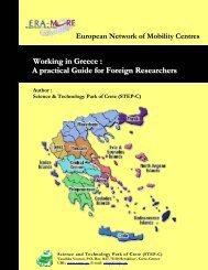 zz Working in Greece : A practical Guide for Foreign Researchers