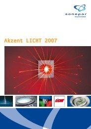 Akzent LICHT 2007