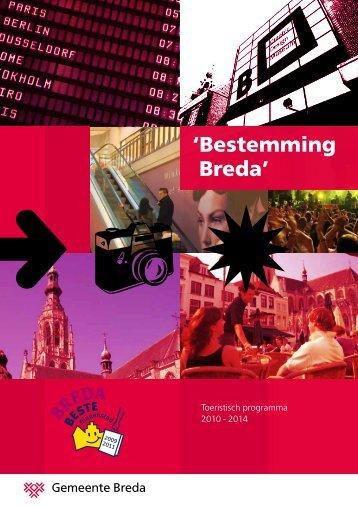 'Bestemming Breda' - Gemeente Breda