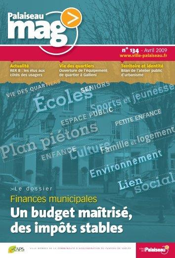 Palaiseau Mag n°134 - Ville de Palaiseau