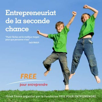Entrepreneuriat de la seconde chance - Juridat