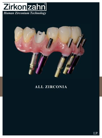 ALL ZIRCONIA - Zirkonzahn