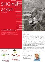 Link zum Download SHGmail 2/2011 - HELISWISS International AG