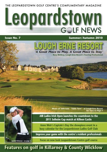 A Great Place To Play, A Great Place - Backspin Golf Magazine