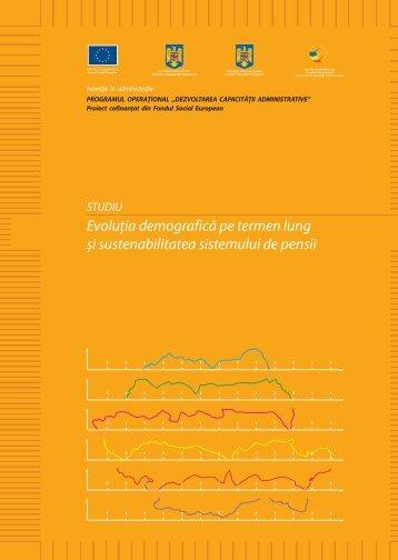 Studiu – Sistemul de Pensii (MS) - Facultatea de Management