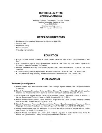 Curriculum Vitae Abraham Ibrahim Matta Research Interests