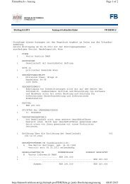 Firmenbuchauszug (PDF, 29KB) - Vector