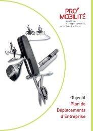 Promobilite Objectif PDE - Ademe Ile de France