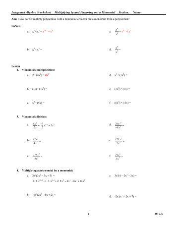 m117 algebra 1 name chapter 9 review worksheet 11. Black Bedroom Furniture Sets. Home Design Ideas