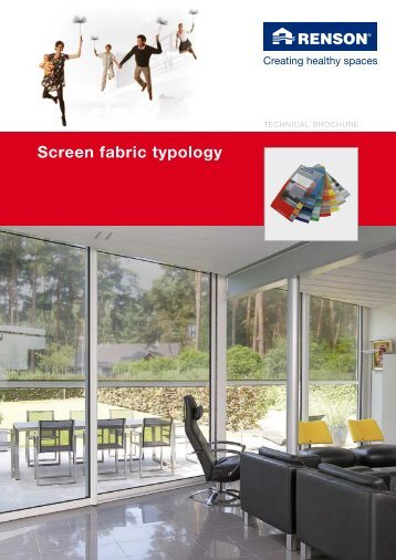 Screen fabric typology - S Zone