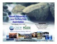 Land Surface Data Assimilation - NEWS (The NASA Energy and ...