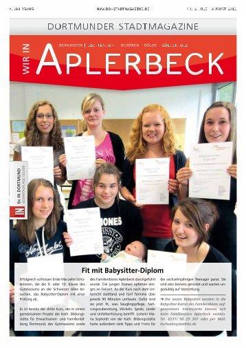 Fit mit Babysitter-Diplom - Dortmunder & Schwerter Stadtmagazine