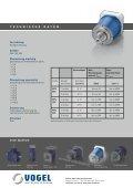 Spielarme Planetengetriebe MPL - Vogel Antriebstechnik - Seite 2