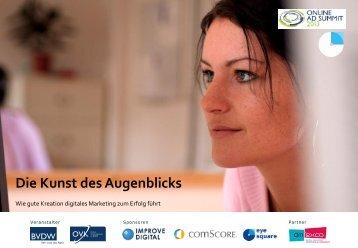 Download der Präsentation - Online Ad Summit