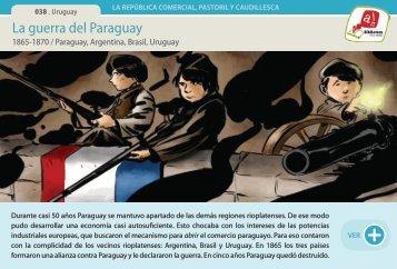 La guerra del Paraguay - Manosanta