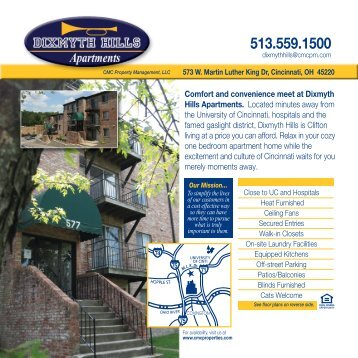 property brochure - CMC Properties
