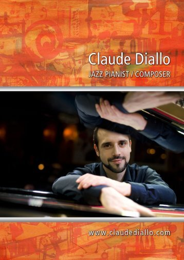 biographie - Claude Diallo
