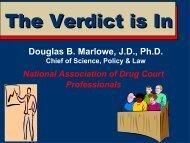 Reasonable Suspicion - Michigan Association of Drug Court ...