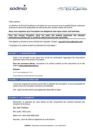 Primaire et Maternelle ANNEE SCOLAIRE 2013-2014 - Ecole ...